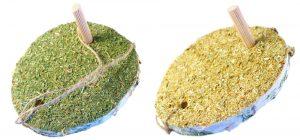 Gryzak brzozowy truskawkowo-rumiankowy